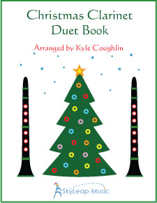 The Christmas Clarinet Duet Book