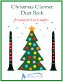Buy Christmas Clarinet Duet Book