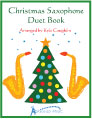 Buy the Christmas Saxophone Duet Book