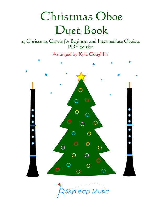 The Christmas Oboe Duet Book
