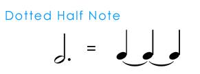 Tied Quarter Notes